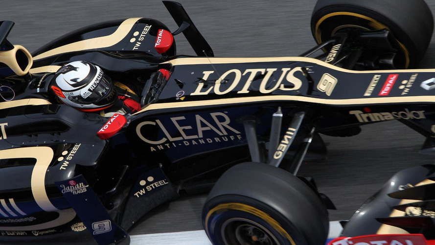 Group Lotus no longer Lotus team sponsor