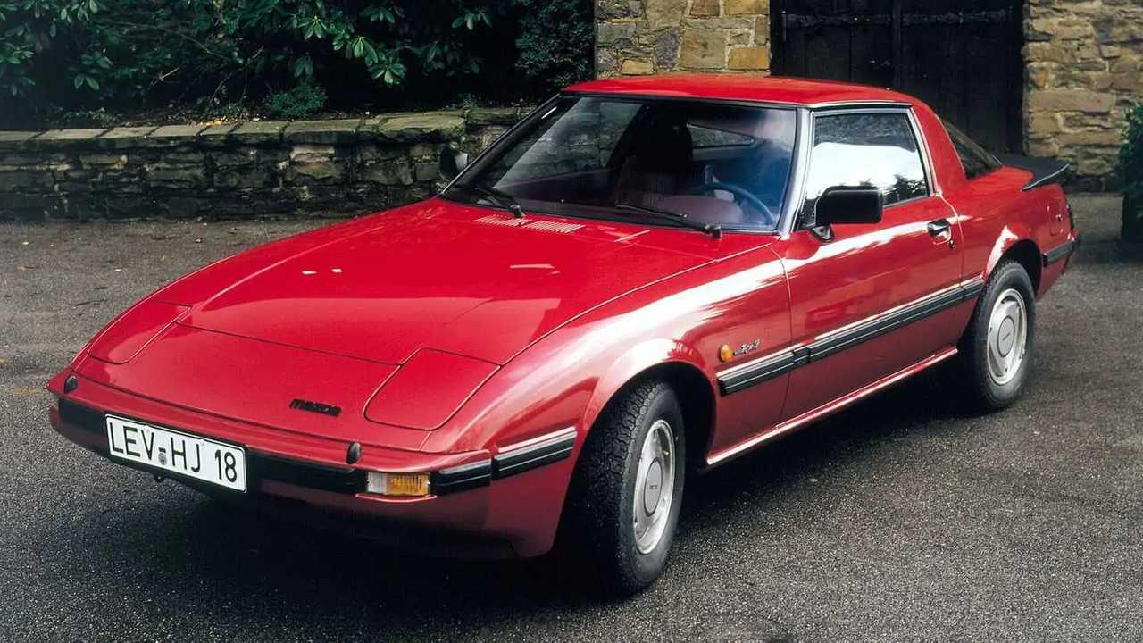 Mazda RX-7 (SA2/FB2, 1978-1985)