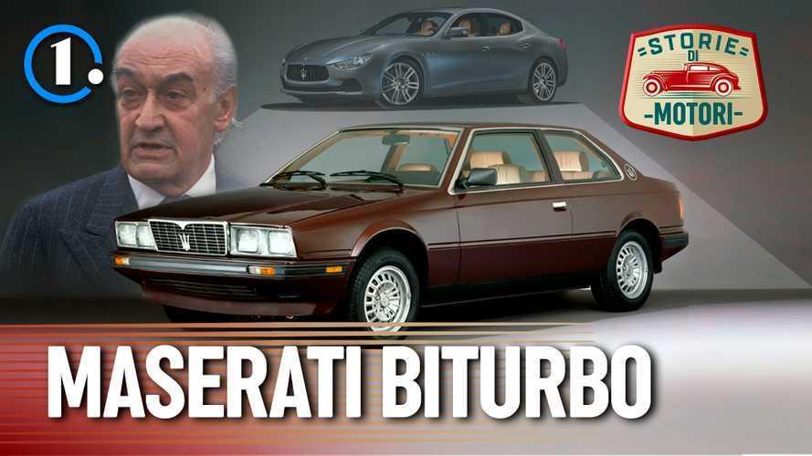 Maserati Biturbo, doveva salvare l'azienda e l'ha quasi fatta fallire