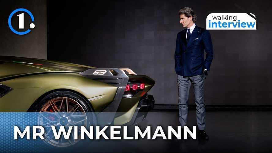 Da Bugatti a Lamborghini, il Presidente delle supercar si racconta così