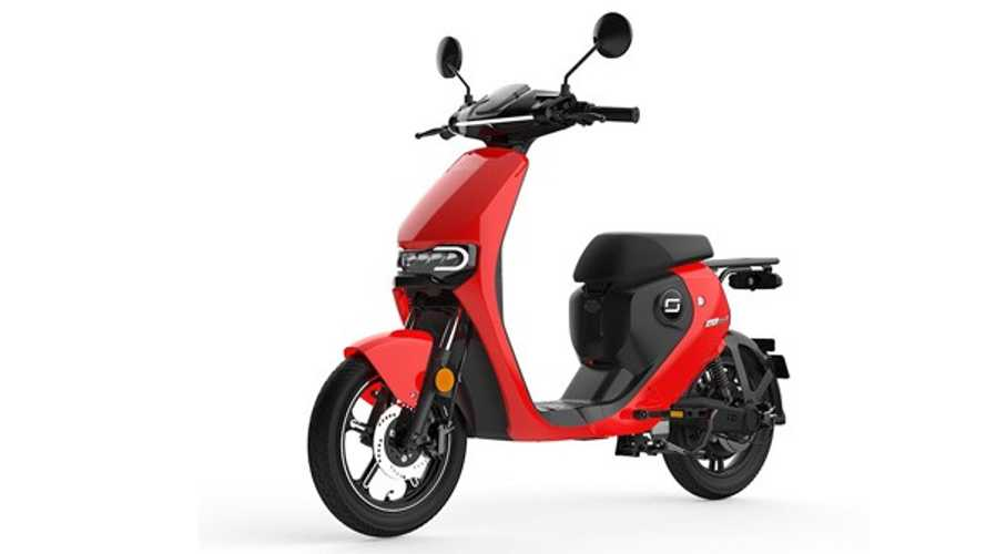 Check Out The New Super Soco CUmini Electric Scooter