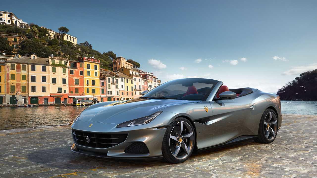 Ferrari Portofino M - giugno