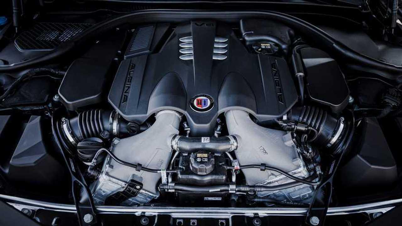No demand for Alpina EV