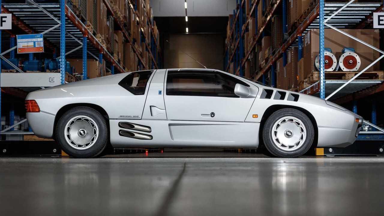 Isdera Imperato 108i superdeportivo clásico con motor V8 Mercedes-Benz