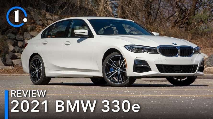 2021 BMW 330e Review: Peak Refinement