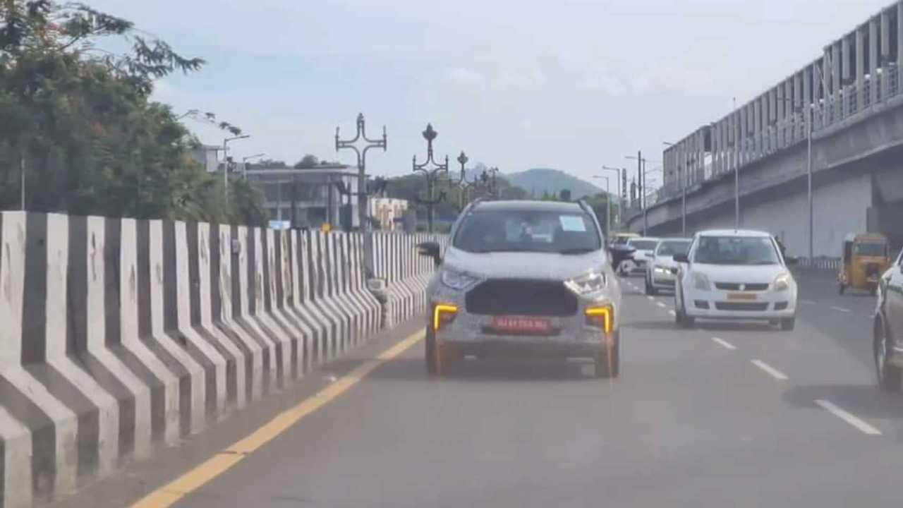 Ford Ecosport 2022 India