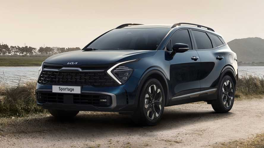 2022 Kia Sportage technical specifications and features detailed