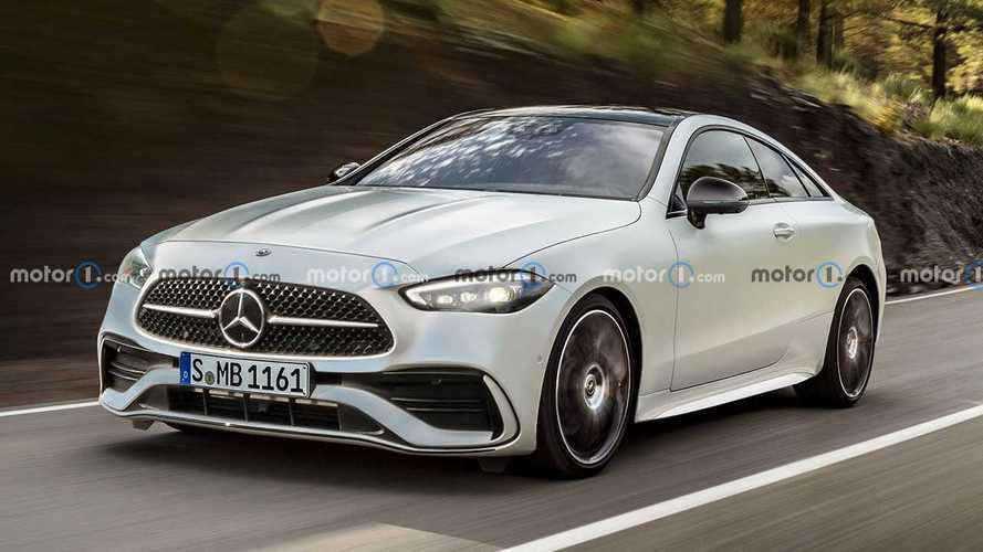 Mercedes CLE Coupe ve Cabrio, sanal ortamda hayal edildi