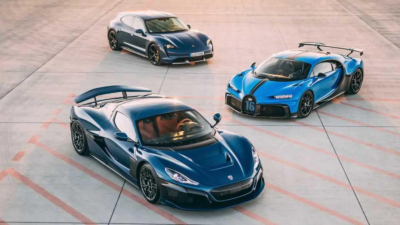 Der VW-Konzern gründet ein Joint-Venture zwischen Bugatti und Rimac