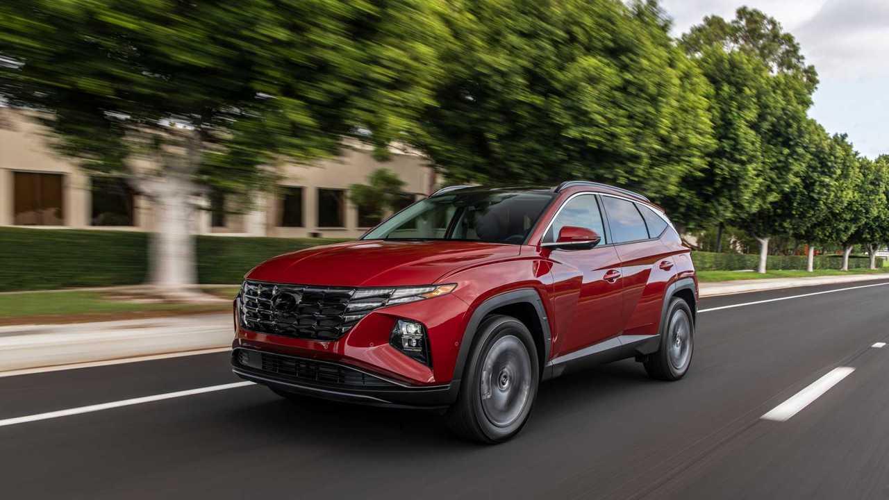 The 2022 Hyundai Tucson starts at $24,950.