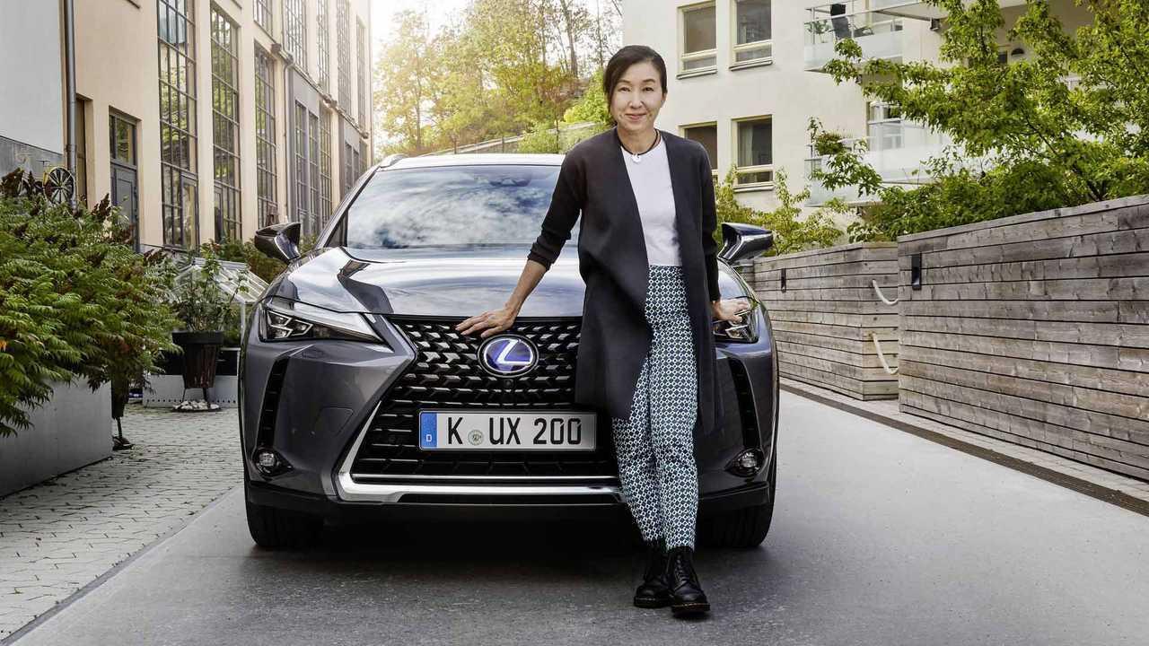 Чика Како – исполнительный вице-президент Lexus International