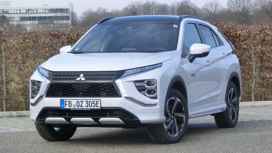 Mitsubishi Eclipse Cross PHEV im Test (2021)