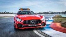 mercedes amg safety car f1 2021