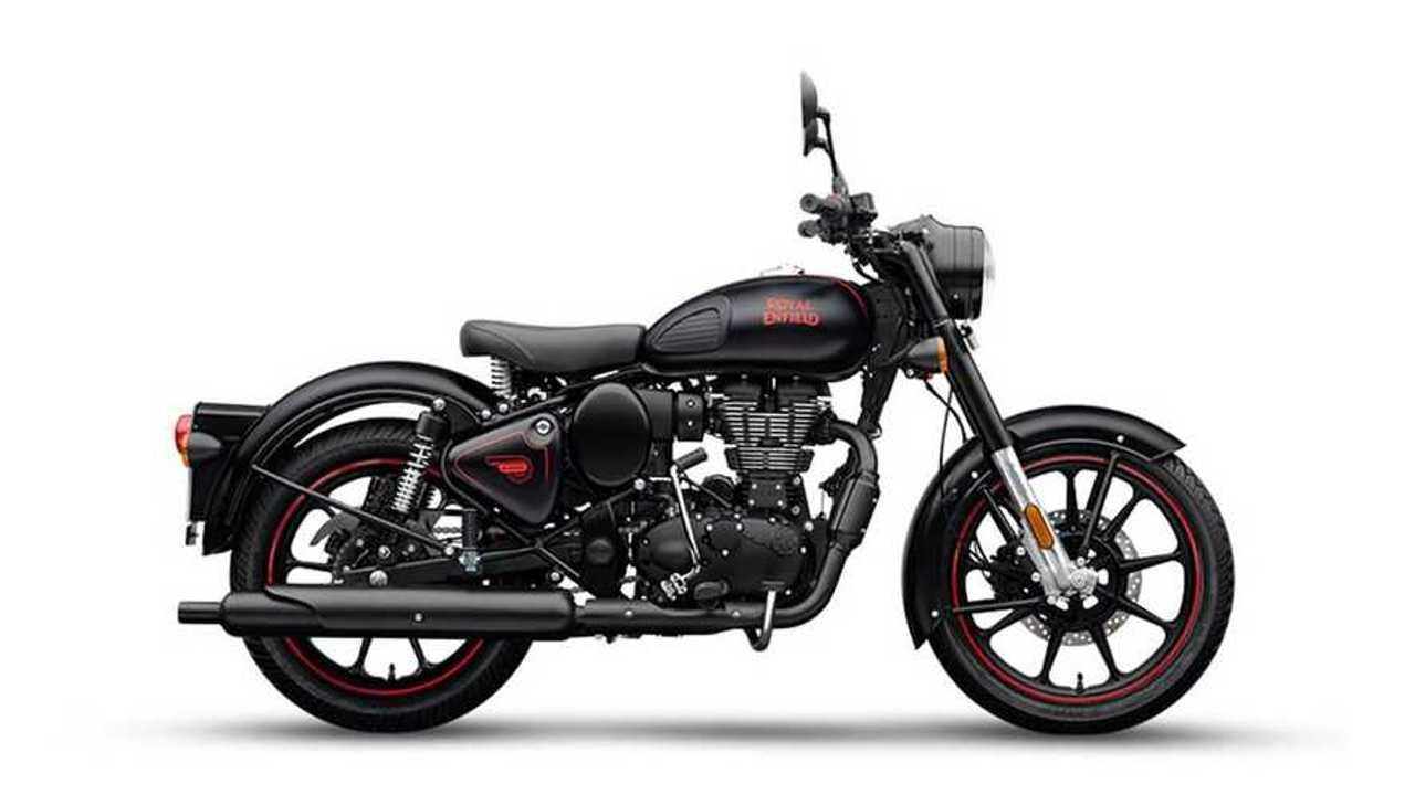 Classic 350 Black/Red