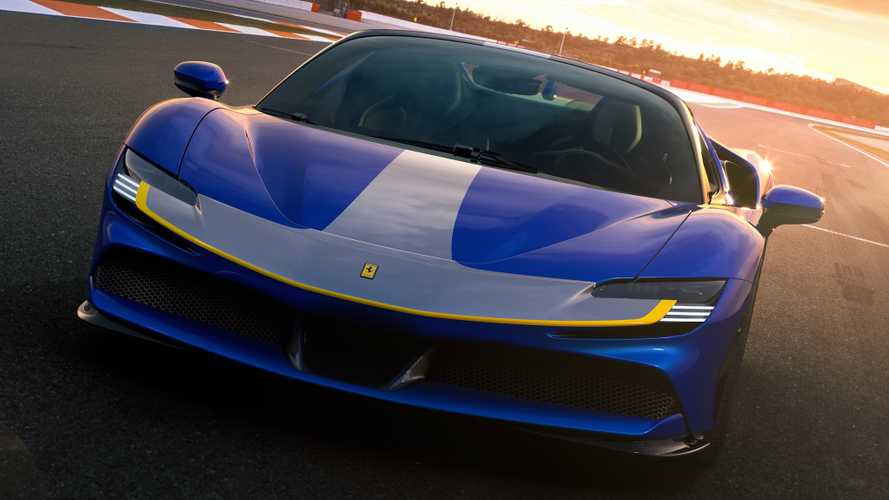First Ferrari EV will arrive sooner than expected with 2025 debut