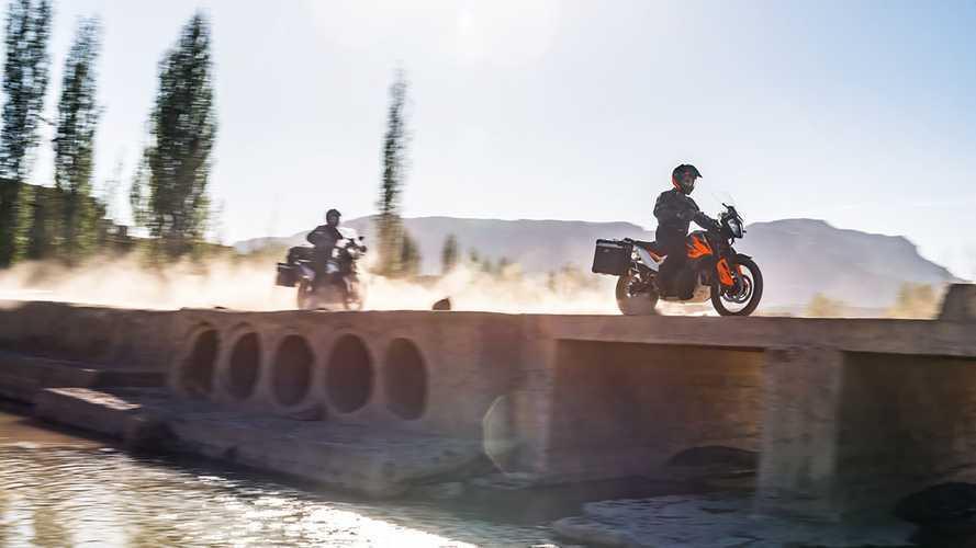 KTM World Adventure Week Is Coming in July