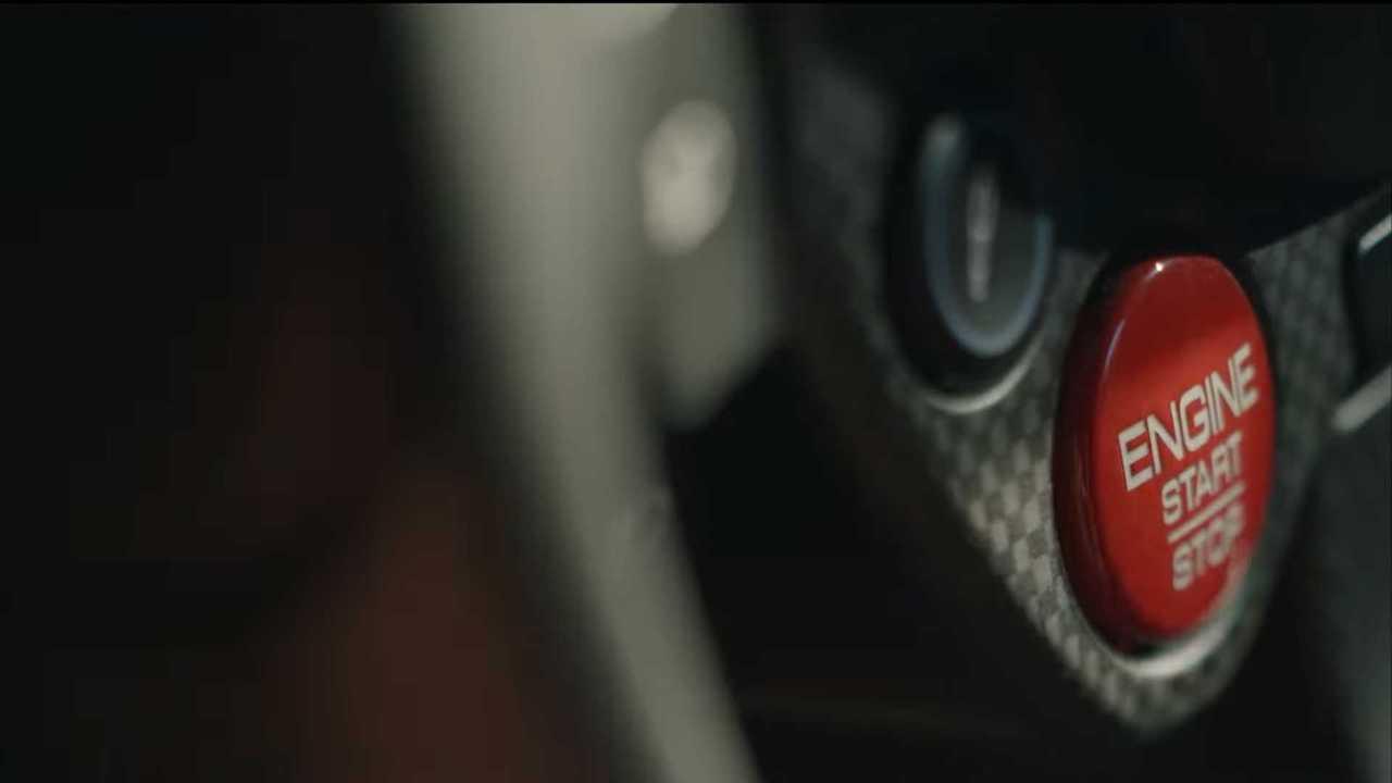 Ferrari teaser
