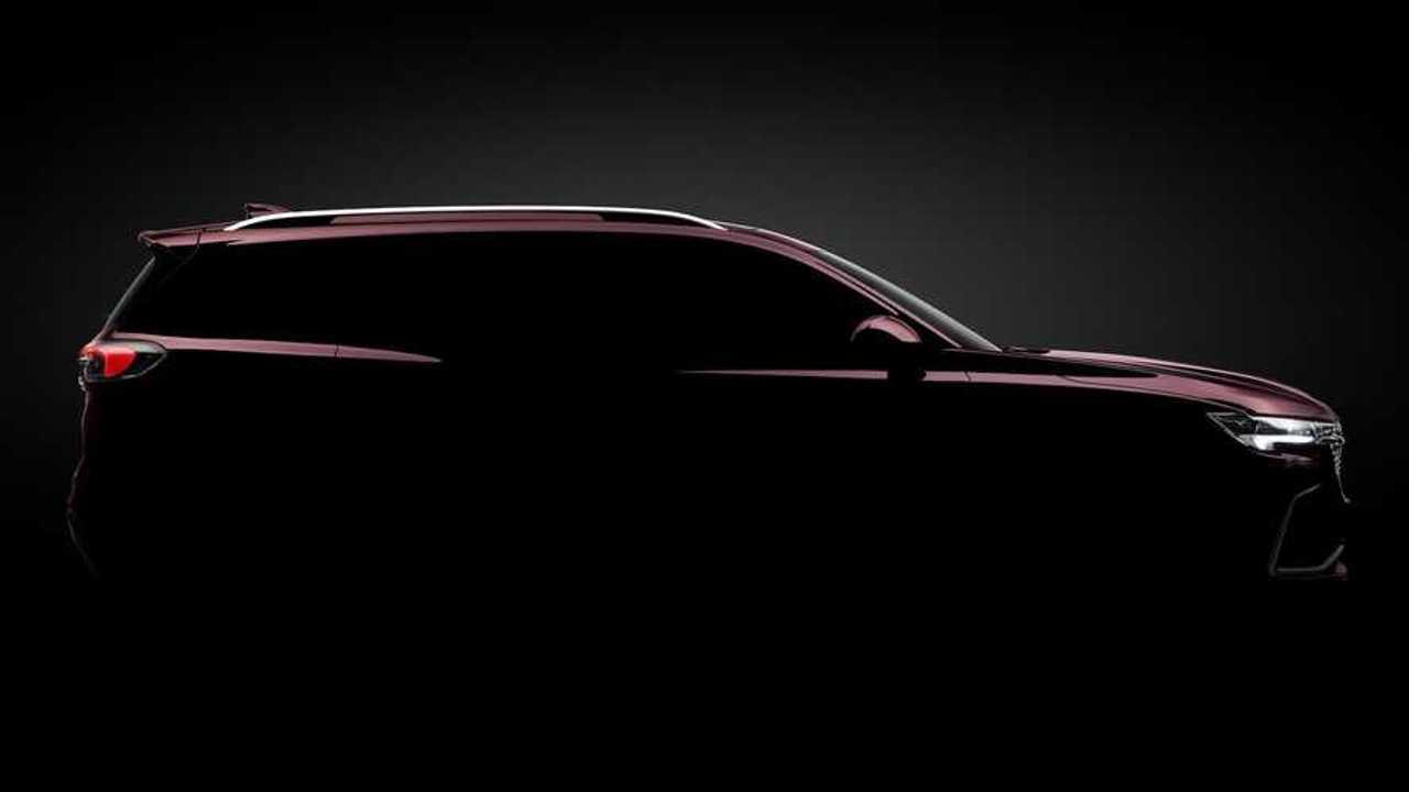 Buick Envision Plus teaser