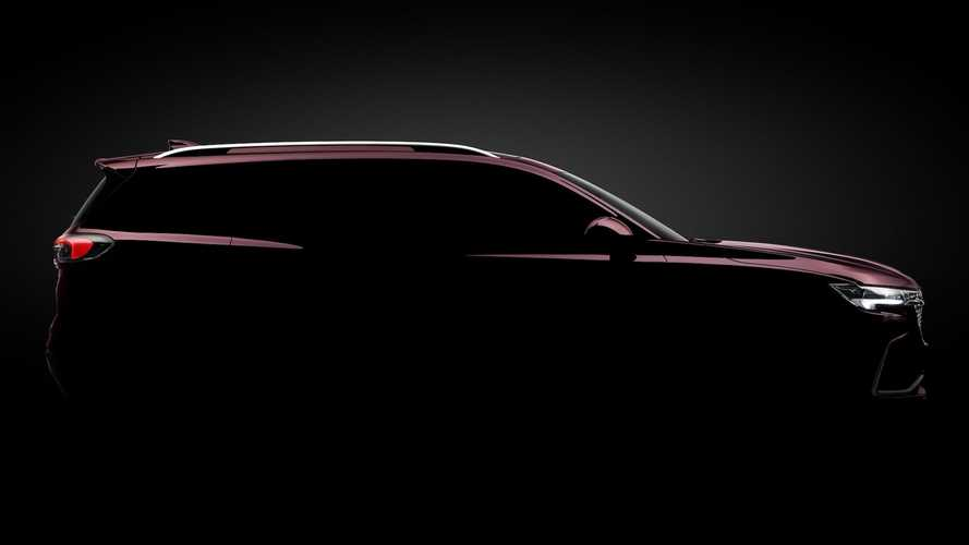 Buick Envision Plus Three-Row SUV Teased Before Global Debut In China