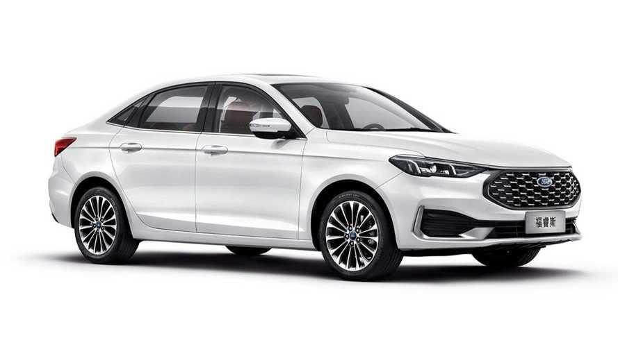Çin'e özel Ford Escort makyajlandı!