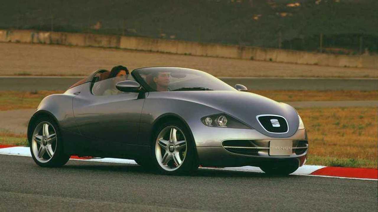 Seat Tango concept (2001)