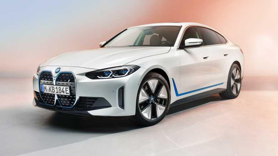 La BMW i4 arriva in anticipo, tutto sulla strategia del Gruppo BMW