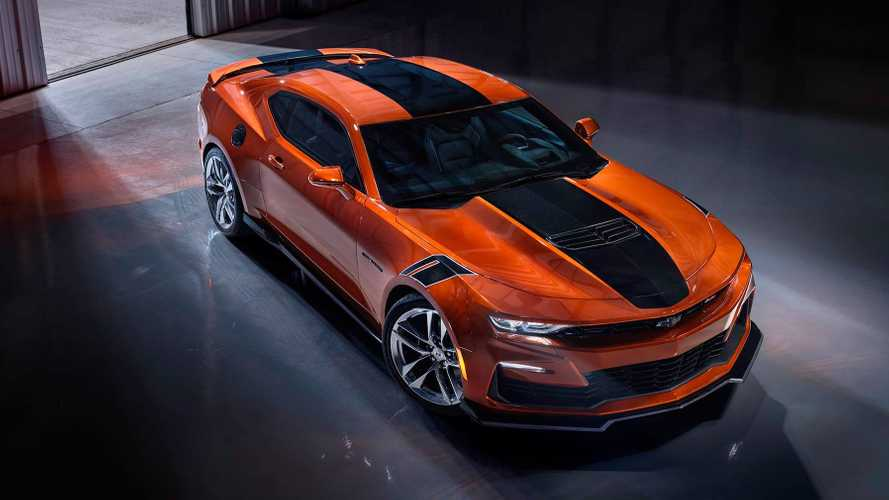 Chevy Camaro Reportedly Being Replaced By Electric Sedan