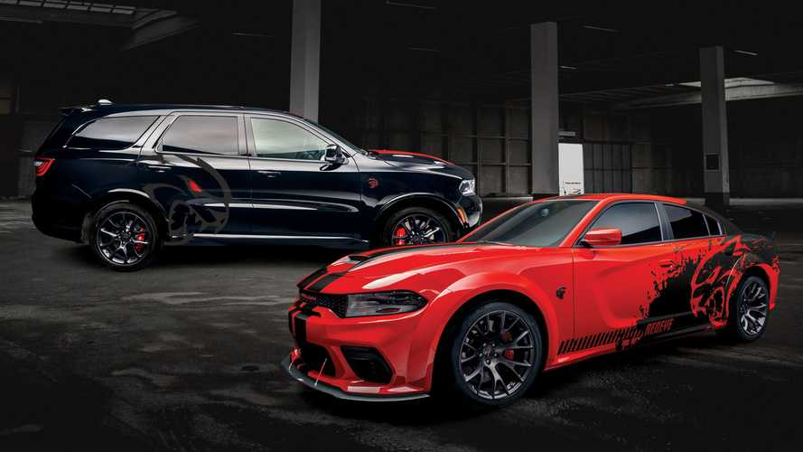 Dream Giveaway: Dodge Durango Hellcat And Charger Hellcat Redeye