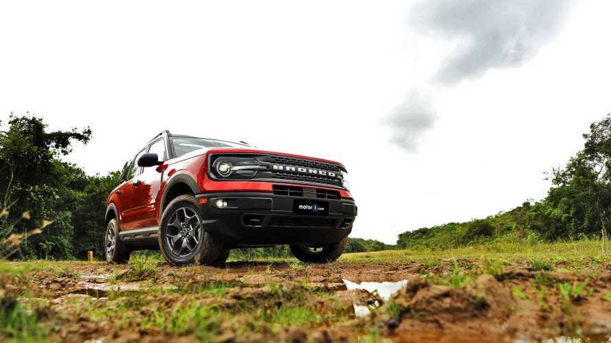 Ford Bronco Sport Wildtrak 2022 - M1 Brasil