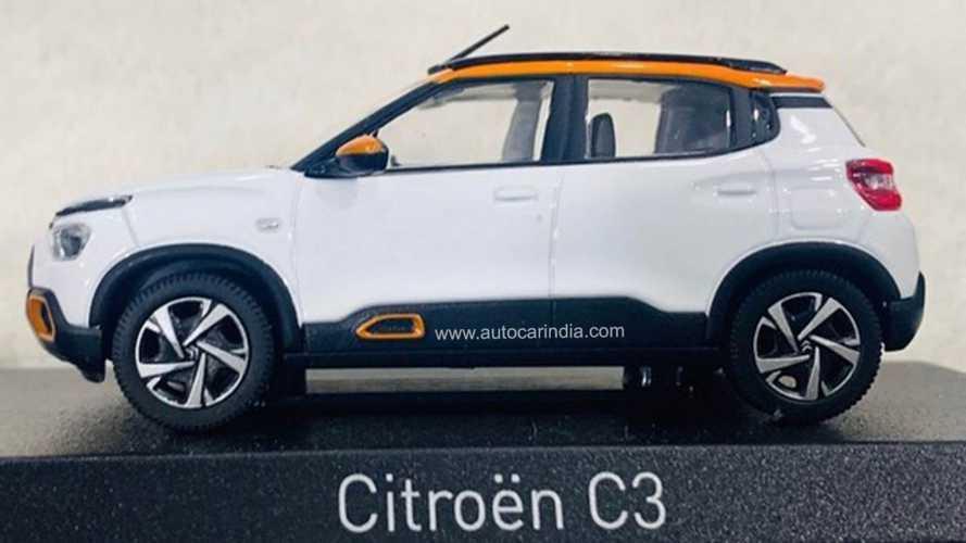 Citroën va lancer une toute nouvelle C3 au Brésil et en Inde