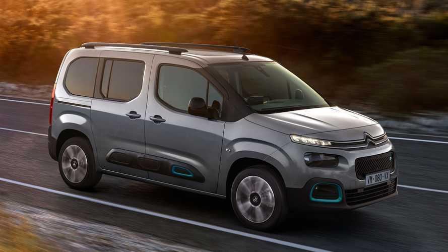 Citroen e-Berlingo electric MPV starts at just under £30k