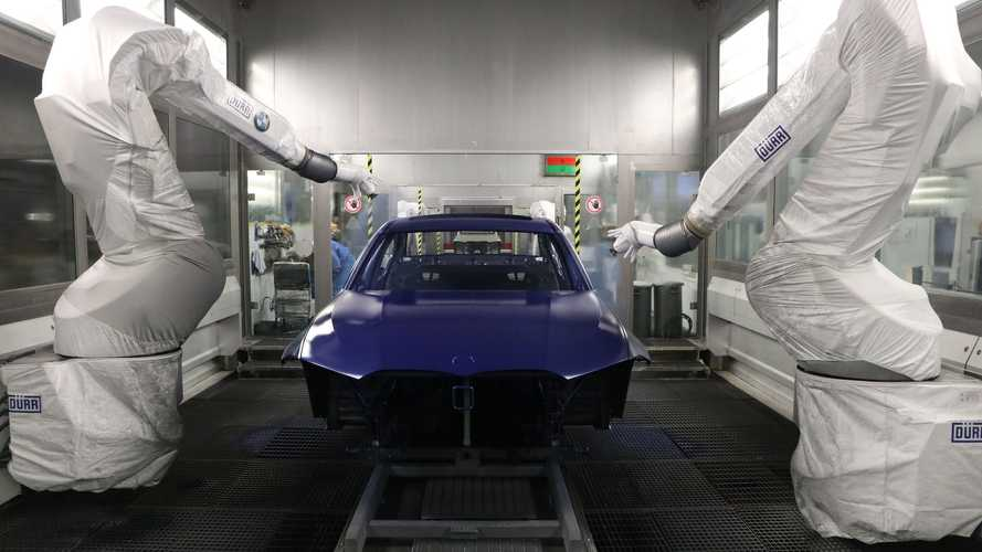 Fábrica BMW Araquari (SC)