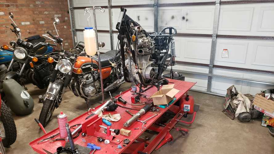 Keep Your Bike In Top Condition With eBay My Garage