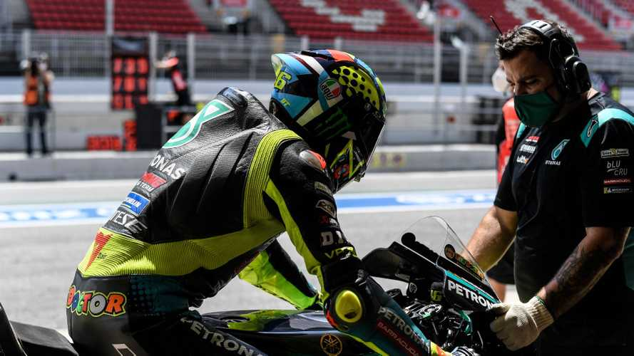 Valentino Rossi May Race GT3 Cars When He Retires From MotoGP