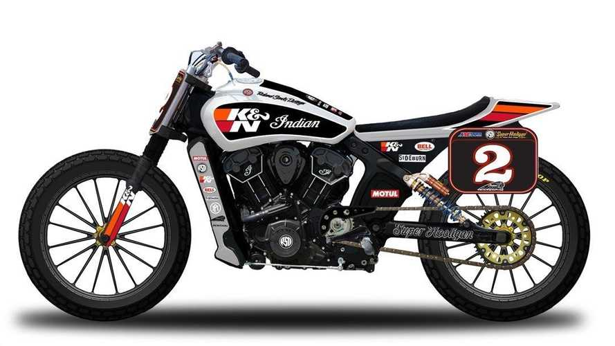 Roland Sands Design Releases Indian Scout Street Tracker Kit
