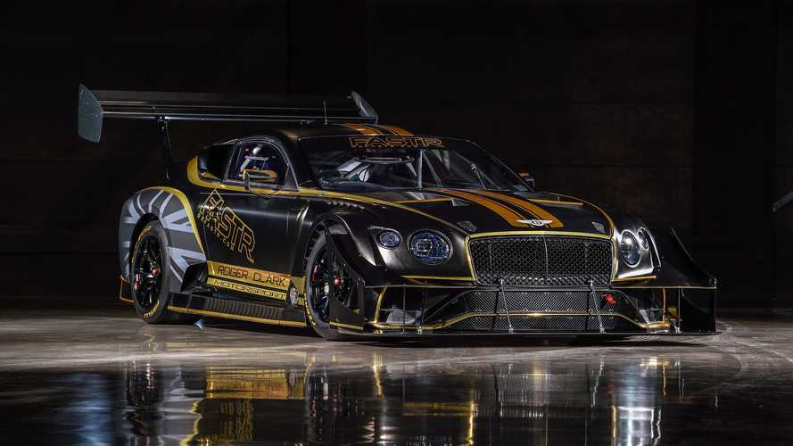 Bentley Continental GT3 Pikes Peak: Berg-Rekord im Visier