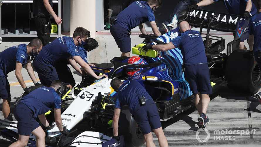 Williams F1 recruitment drive part of its 'plan to innovate'