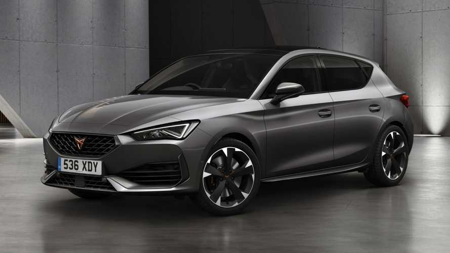 Cupra Leon gets new £31,460 entry-level engine from a Golf GTI