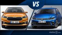 Skoda Fabia und VW Polo (2021): Kleinwagen im Vergleich