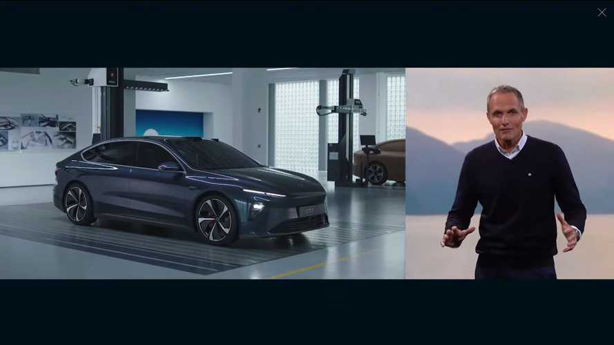 Nio Reaches Norway With Four Battery Swap Stations, ES8, And ET7