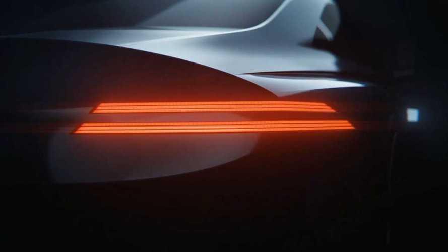 Genesis заинтриговал новым электромобилем