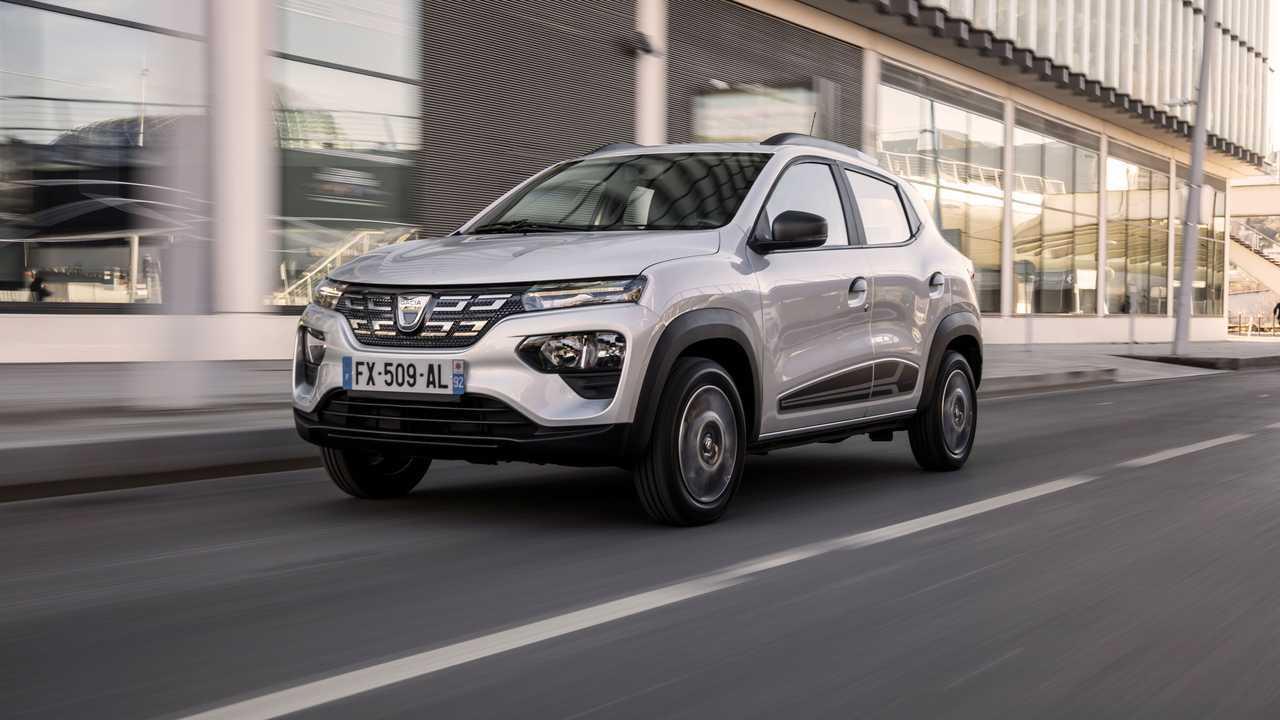 Prueba Dacia Spring 2021, SUV eléctrico barato