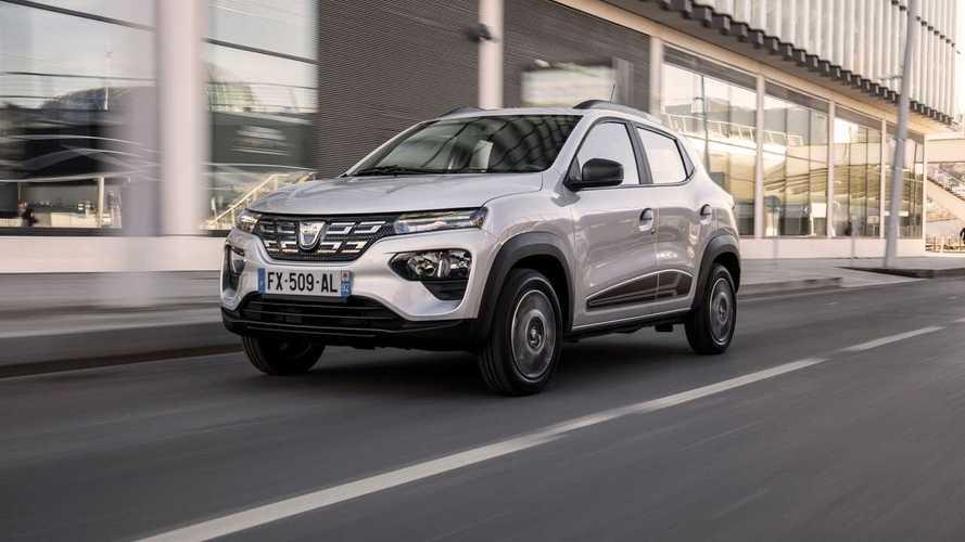 Dacia Spring 2021: así va el SUV urbano y eléctrico de los 9.500 euros