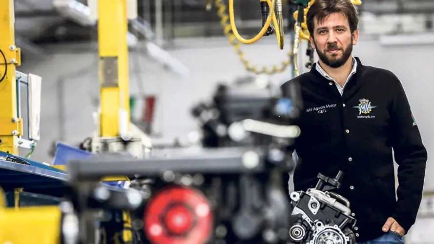 MV Agusta CEO Confirms Development Of An Electric Motorcycle
