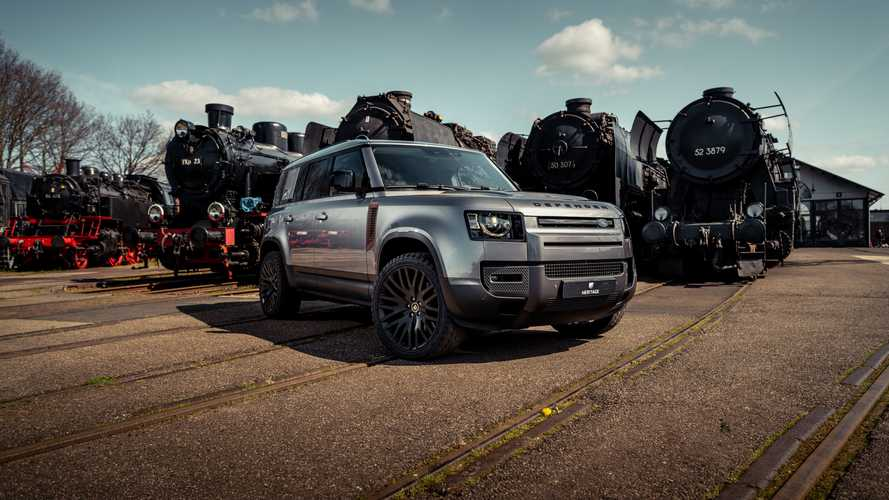 Heritage Customs Land Rover Defender