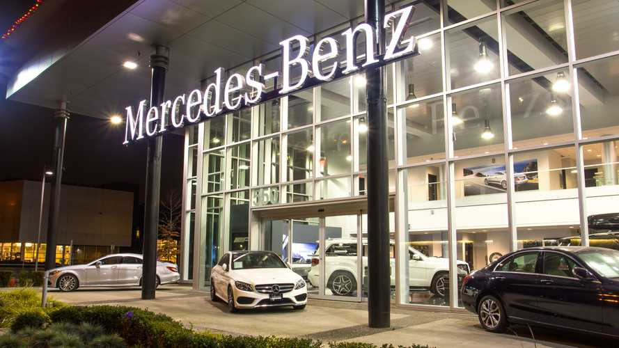 Mercedes looking to sell £700m worth of showrooms in Europe