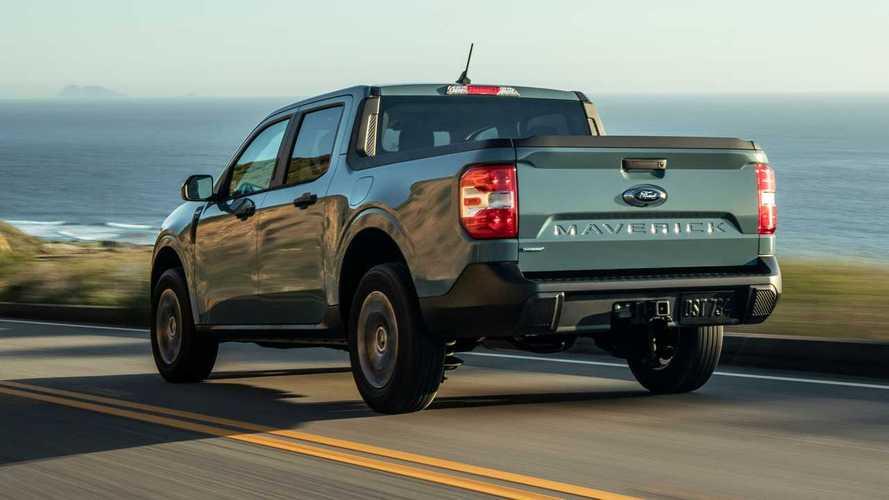 Nova Ford Maverick já acumula 100 mil reservas