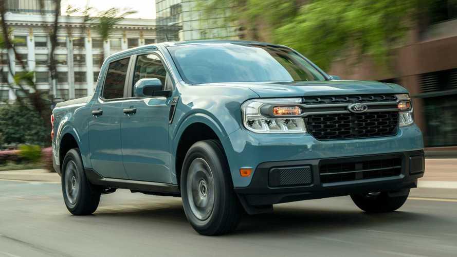 Ford Maverick Has Better Residual Value Than Hyundai Santa Cruz