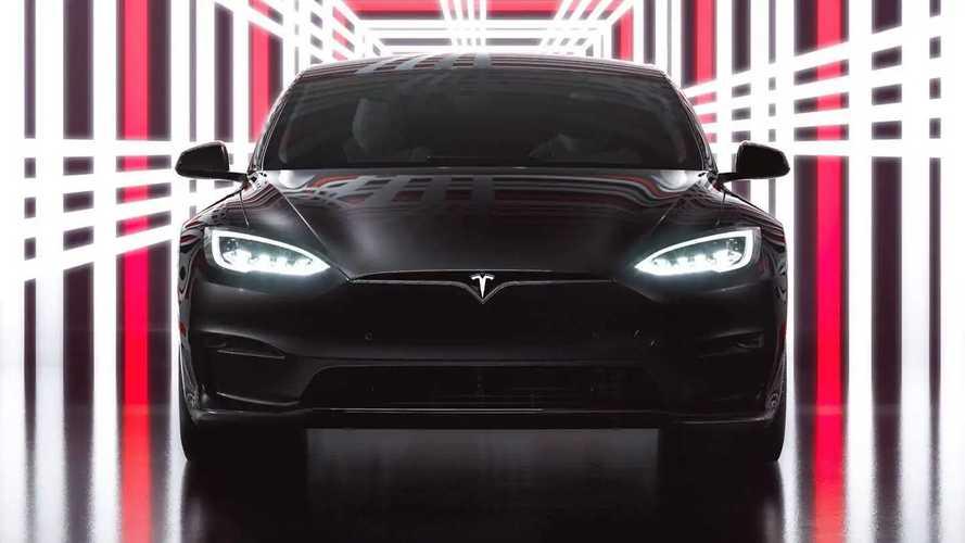 Tesla Model S Plaid - Début des livraisons en direct le 10 juin