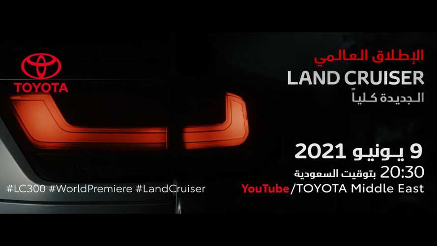 New Toyota Land Cruiser Shows Design Details In Two Teaser Videos